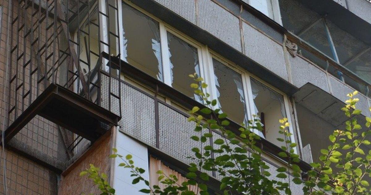 В многоэтажке Николаева прогремел взрыв, пострадавшему оторвало руку