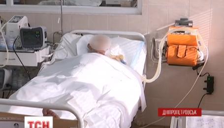 За добу в Дніпропетровській лікарні прийняли 7 поранених бійців