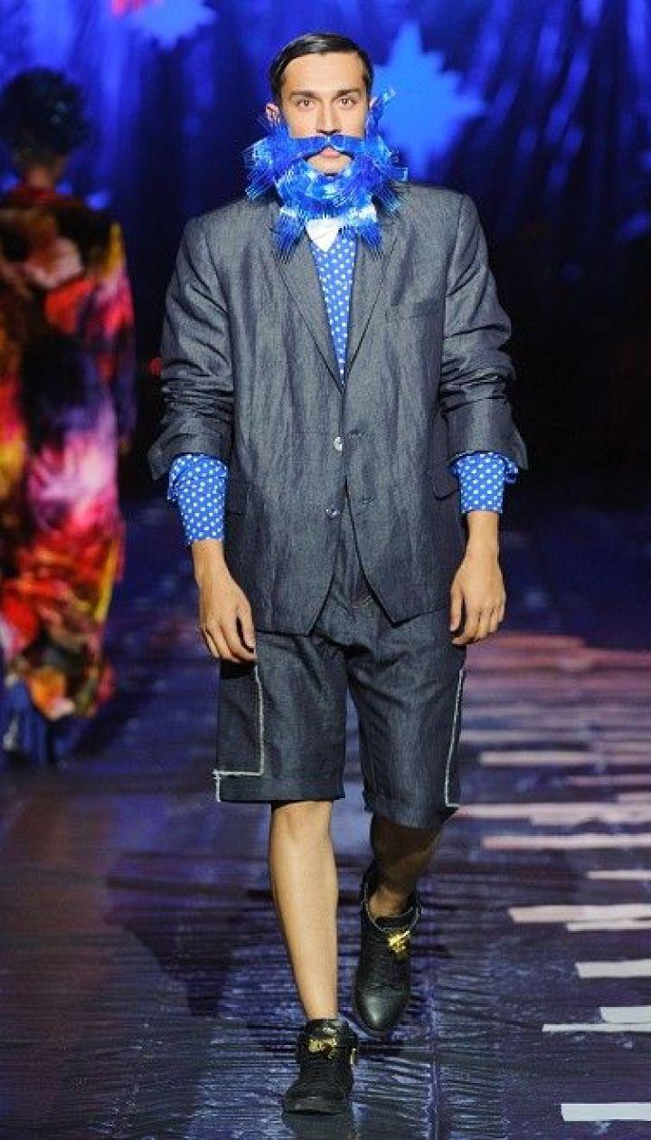 Показ коллекции Алексея Залевского сезона весна-лето 2016   fashionweek.ua  Полноэкранный режим 8bd6c474faa