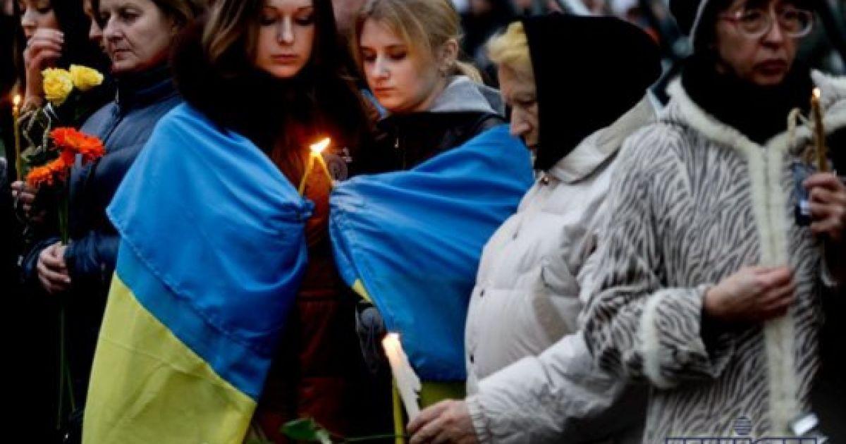 Горький урожай. В Канаде впервые сняли фильм о Голодоморе в Украине