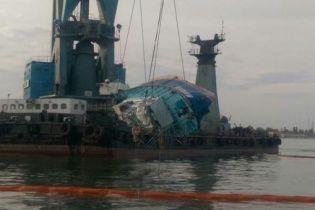"""Правоохранители разыскали и допросили владельца затонувшего катера """"Иволга"""""""