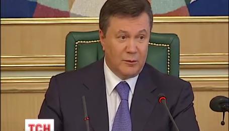 Янукович подав на Україну до Євросуду з прав людини