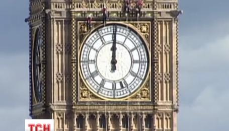 Знаменитий лондонський Біґ Бен можуть зупинити аж на чотири місяці