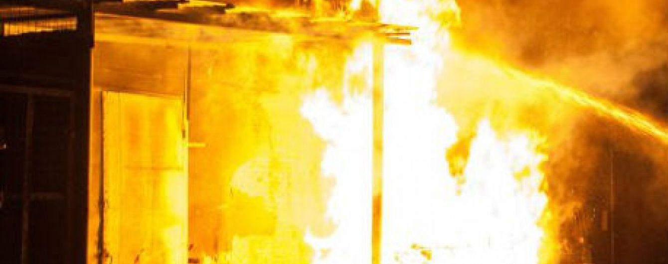 У Генічеську прогримів вибух