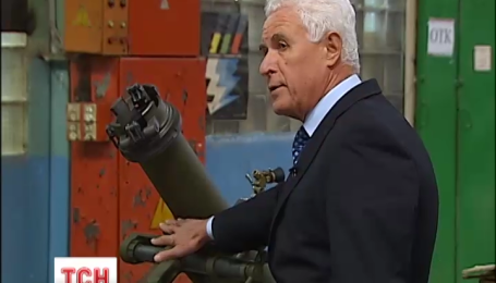 Інженери заводу «Маяк» створили перший український крупнокаліберний міномет «Молот»