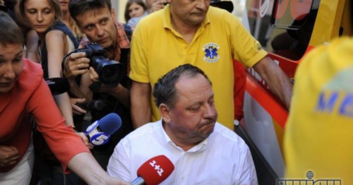 В Киеве суд выпустил экс-ректора Мельника из-под домашнего ареста