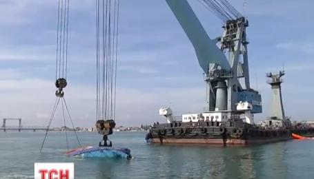 Одещина прощається із першими жертвами кораблетрощі