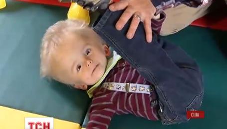 Багатодітна американська родина усиновила хлопчика із зони АТО