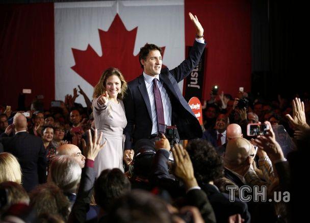 """Новоизбранный премьер Канады считает Путина """"хулиганом"""" и поддерживает Украину"""