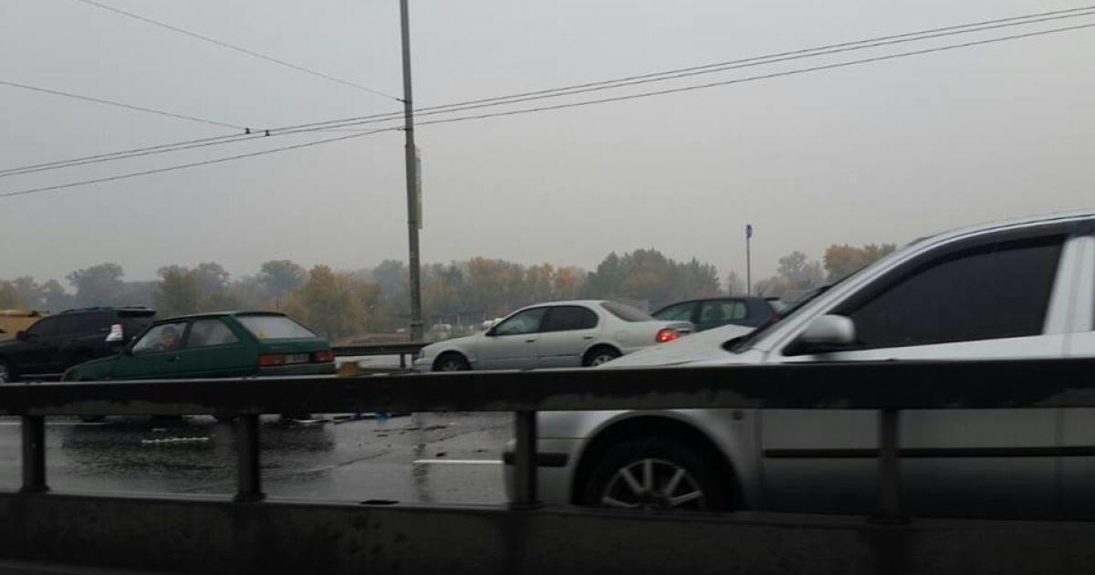 В Киеве произошло серьезное ДТП @ dtp.kiev.ua