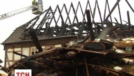 В немецком городе из-за пожара в доме пострадали 12 человек
