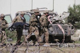"""Американская военная база в Ираке была обстреляна """"катюшами"""""""