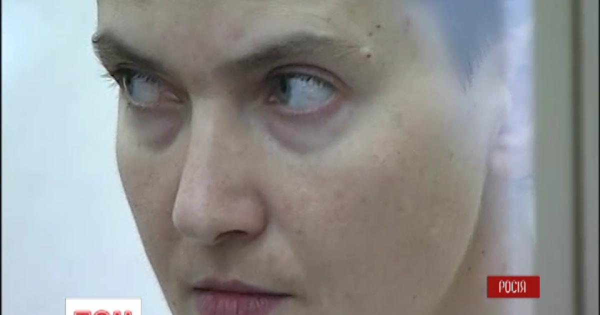 Савченко анонсировала новую голодовку