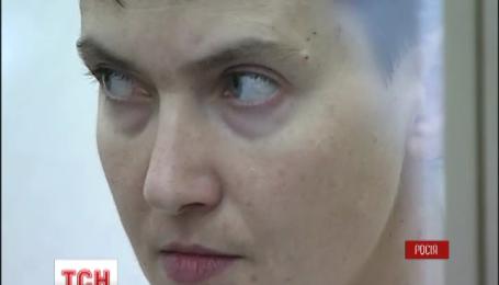 Савченко намерена во второй раз начать бессрочную голодовку в день, когда ей объявят приговор