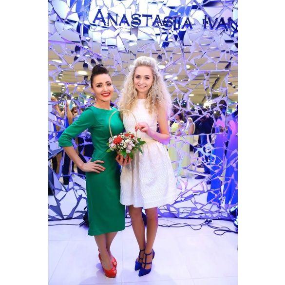 Звездные гости показа Анастасии Ивановой