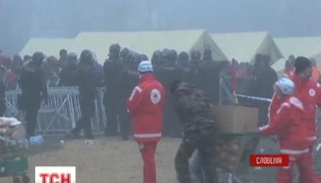 Армия Словении теперь будет контролировать границу страны