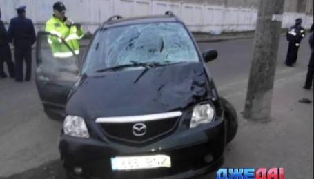 В Луцке под колесами легковушки погибли две женщины