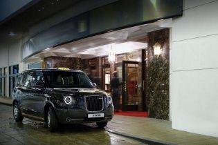 Geely представила новое лондонское такси
