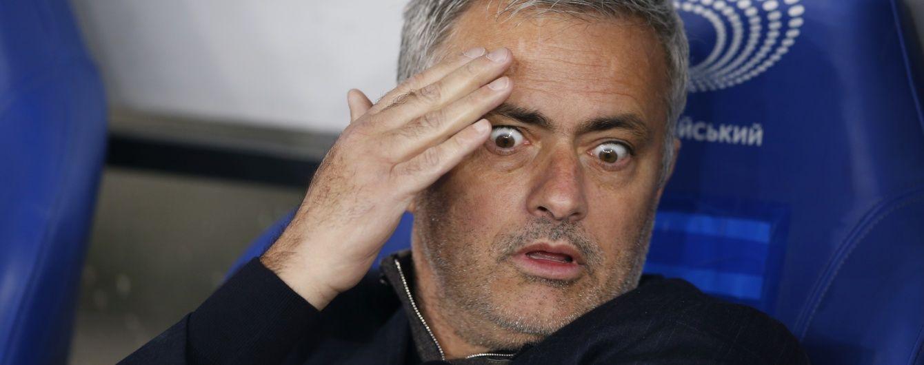 """У Twitter висміяли звільнення Моурінью із """"Челсі"""""""