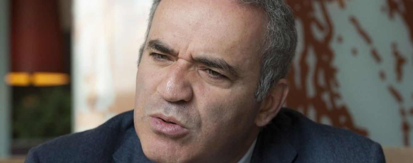 Гаррі Каспаров виграв справу в ЄСПЛ проти Росії