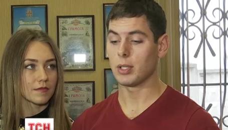 Харьковский студент, который спас ребенка, стал настоящим героем