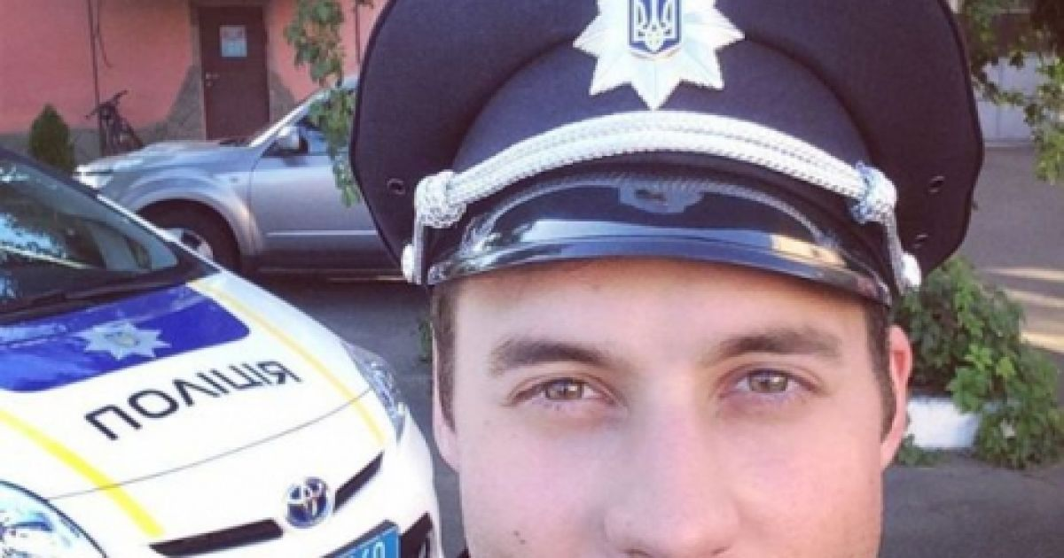В одесской полиции будет работать известный бодибилдер Игорь Ткаченко @ timer-odessa.net