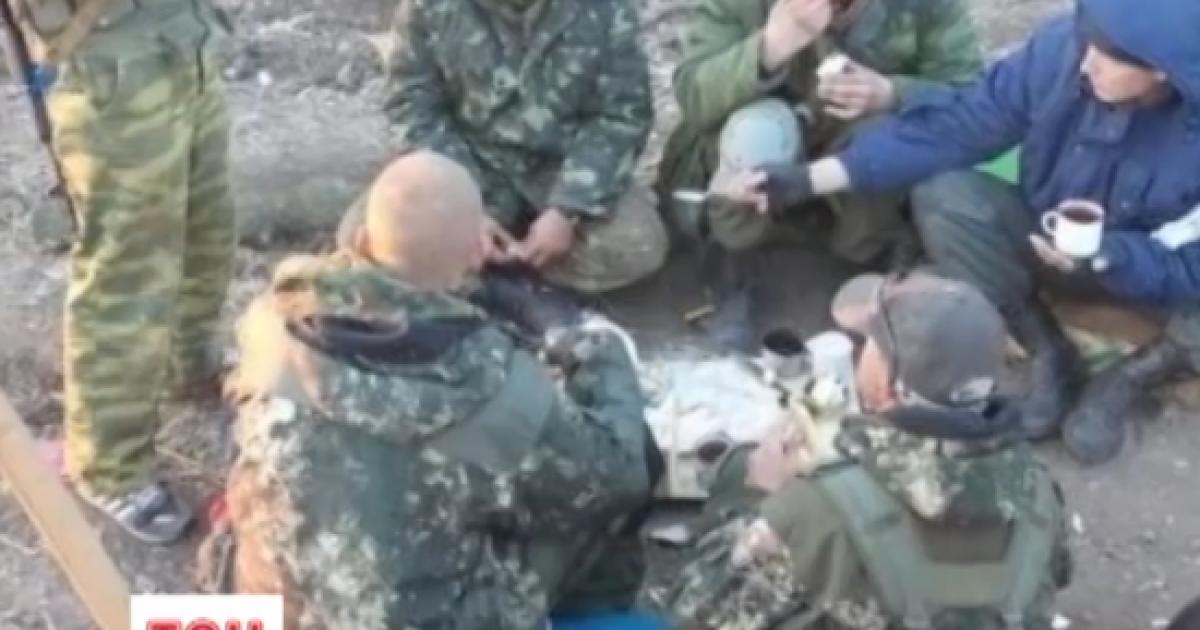 Россияне могут вернуться с Донбасса домой, подписав контракт на войну в Сирии - Тымчук