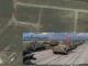 Полигон оккупационных войск России в районе бывшего ВВАУШ (Луганское высшее военное авиационное училище штурманов)