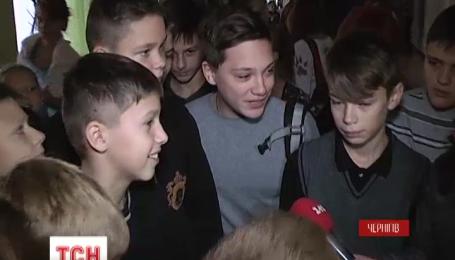 В Чернигове ищут виновных в отравлении учеников школы №29