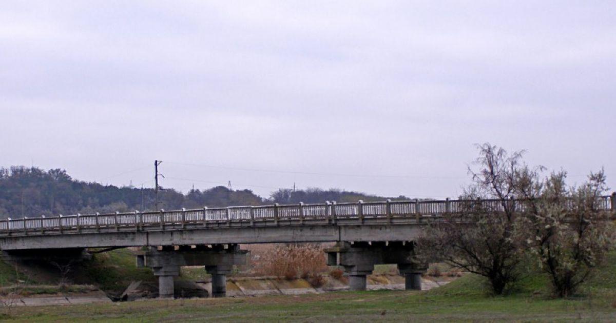 В Одесской области рухнул мост, который ведет к пункту пропуска Молдовы