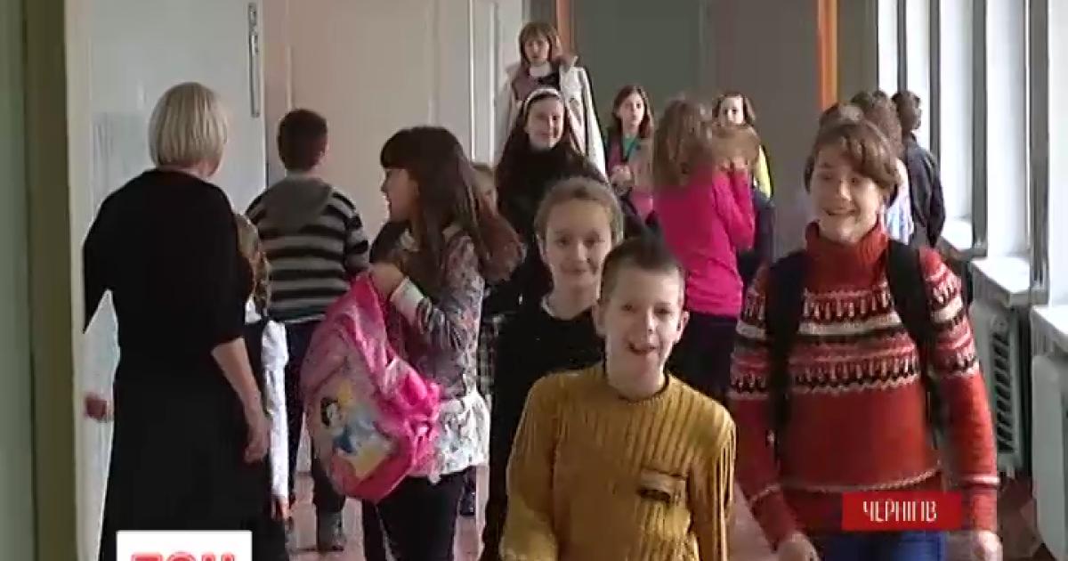 Отравление школьников газом в Чернигове могло случиться из-за выборов