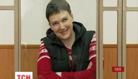 Через обмовки свідків у російських прокурорів розвалюється справа Надії Савченко