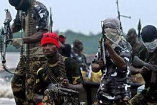 Нігерійські пірати звільнили з полону шістьох викрадених моряків, у тому числі українця