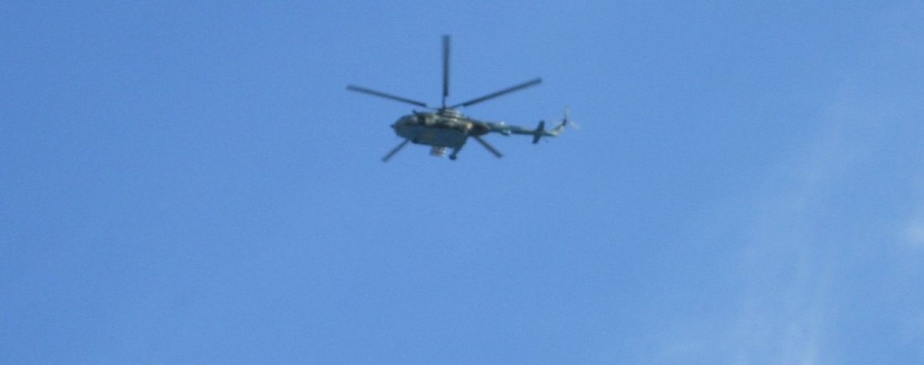 В Финляндии заявили о вертолете-нарушителе со стороны России
