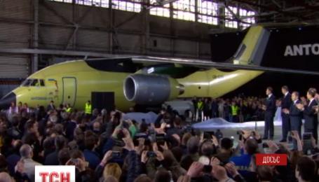 «Антонов» проводит конкурс на народное название для нового самолета