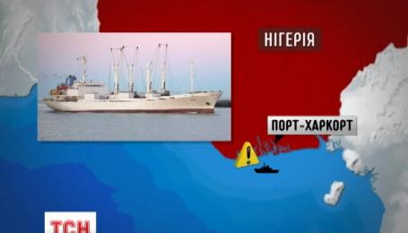 В Нигерии пираты взяли в заложники трех украинцев