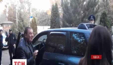Одеські поліцейські зняли облогу МРЕВ