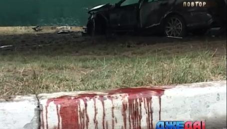 Подробности трагической аварии возле аэропорта «Борисполь»