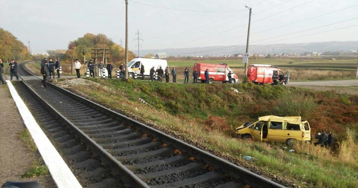 В Украине уменьшилось количество аварий на железнодорожных переездах: с начала года произошло 28 ДТП