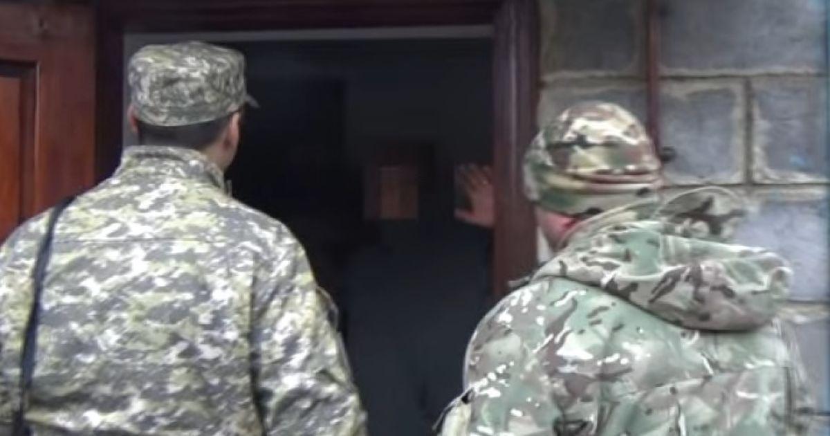 """СБУ задержала экс-гаишника, который """"сливал"""" боевикам информацию об АТО"""
