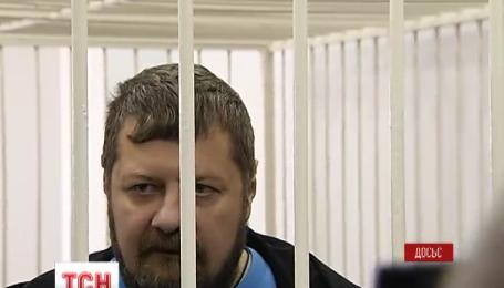 Мосійчук порвав документи по своїй справі і кинув їх в прокурорів