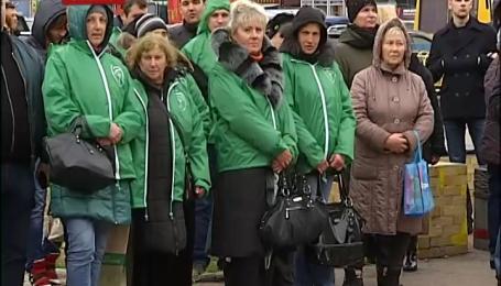 Вчерашний избирательный скандал в Днепропетровске сегодня пришел в Киев