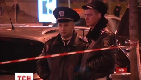 В центре Киева произошла перестрелка между сотрудниками СБУ и курьерами конвертцентра
