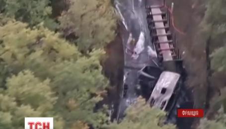 Франция потрясена ужасающей автокатастрофой