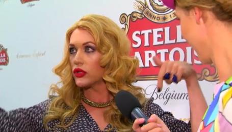 Травесті-діва Монро поділилася враженнями від Венеційського карнавалу