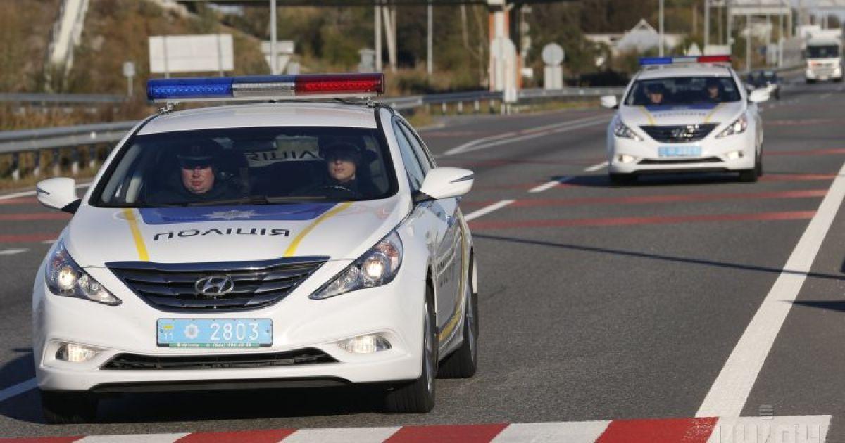 У Львові п'яний даївець влаштував перегони із патрульними