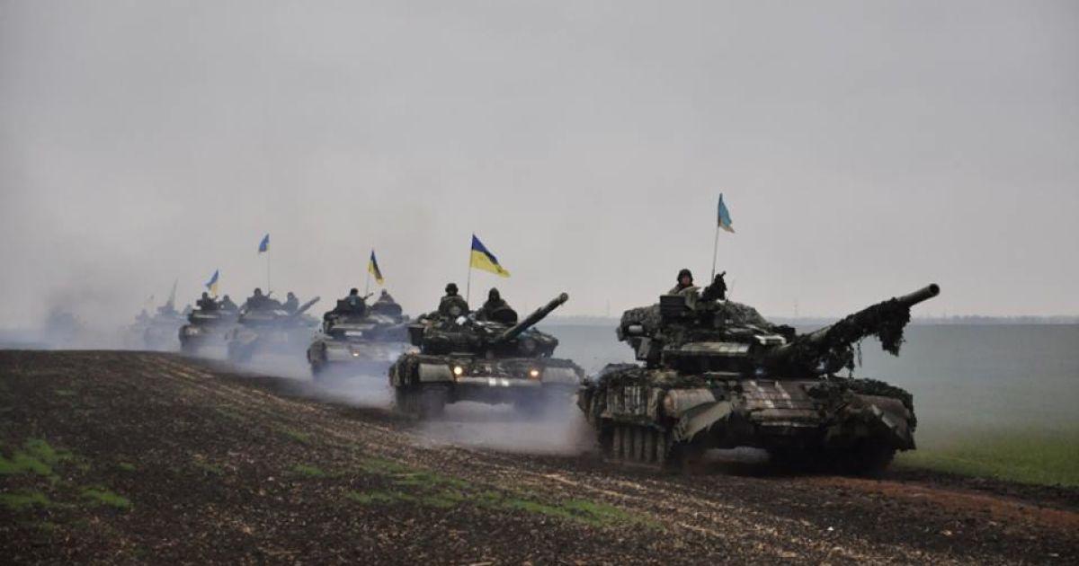 Официальная суббота относительно объявления об отводе танков в зоне АТО. Как прошла ночь на Донбассе