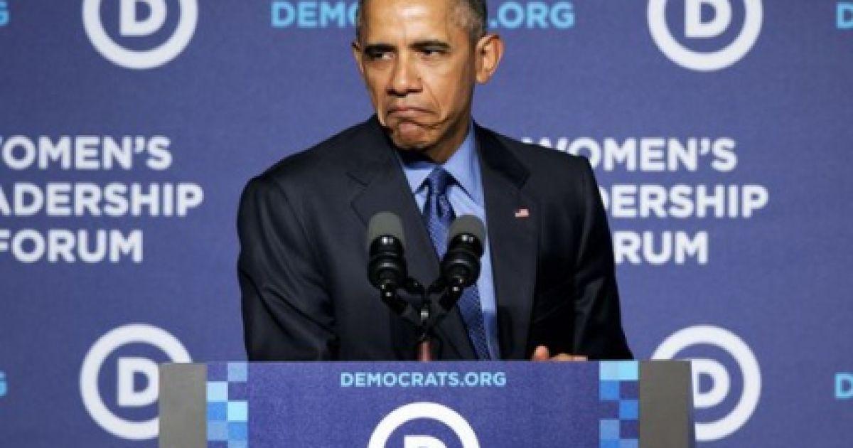 Обама изобразил известного интернет-кота, рассказывая о республиканцах