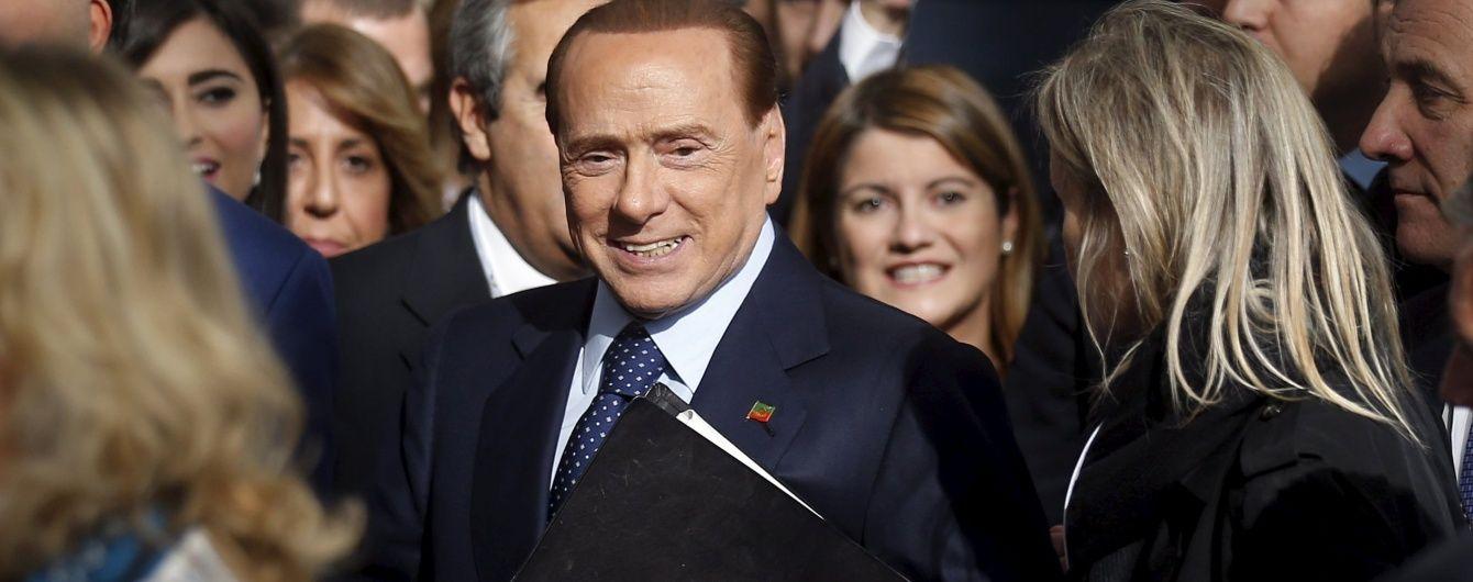 """Скандальний Берлусконі намагається продати """"Мілан"""" китайцю"""