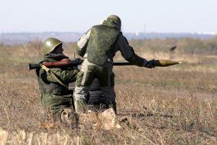 """""""Дружні"""" обстріли між бойовиками та поновлення бойових дій на Луганщині. Мапа АТО"""